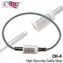 OneSeal - OK-4-112 High Security Wire Seal (100/box)