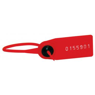 "OneSeal - Assure 6.5"" Adjustable Plastic Seal (1000/box) - ASSURE-15"